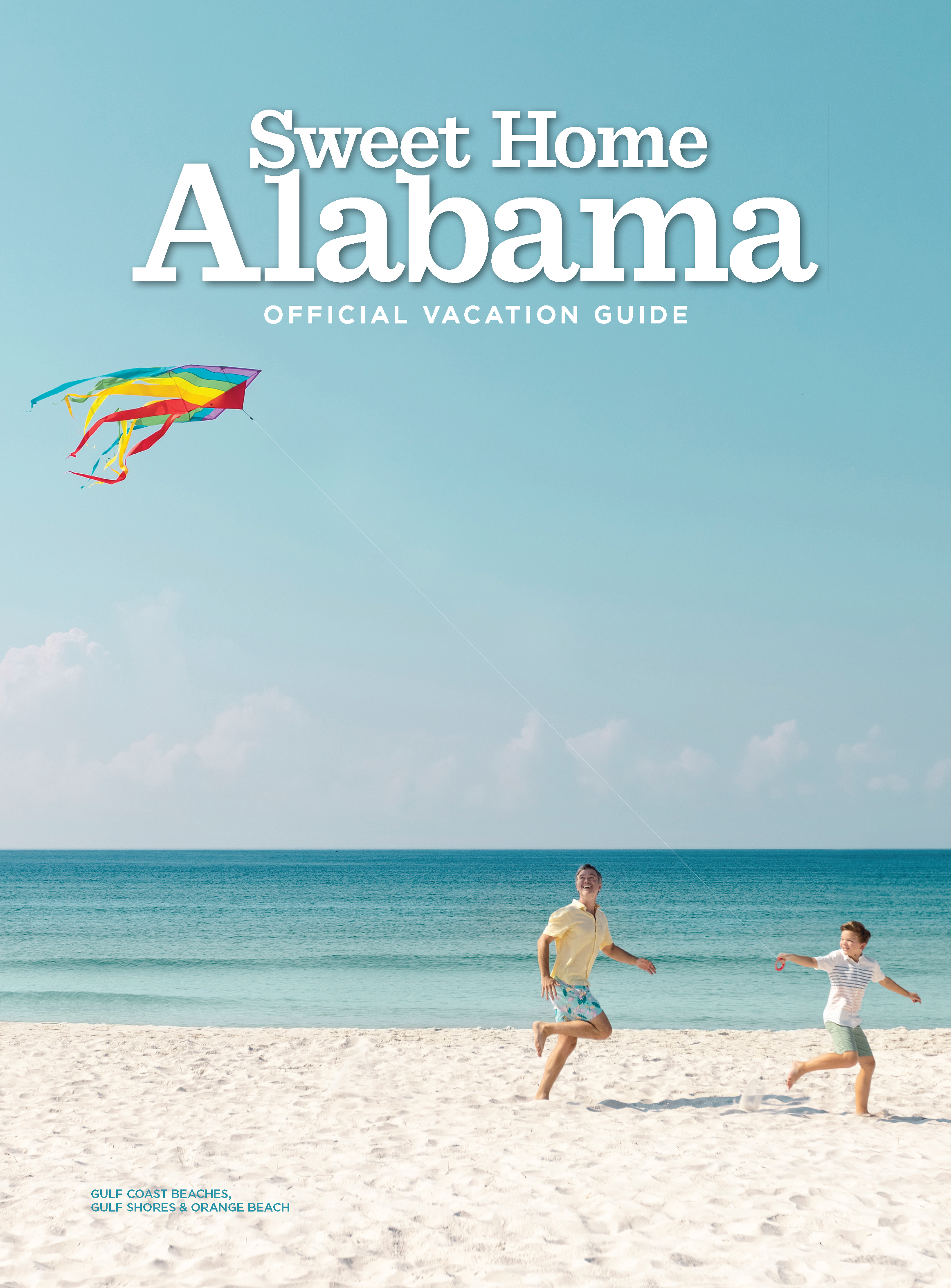 Cover of Alabama Travel vacation guide